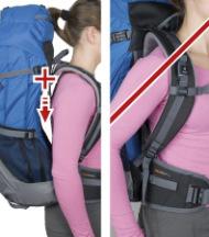Подгонка рюкзака 3