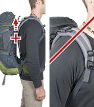 Подгонка рюкзака 4